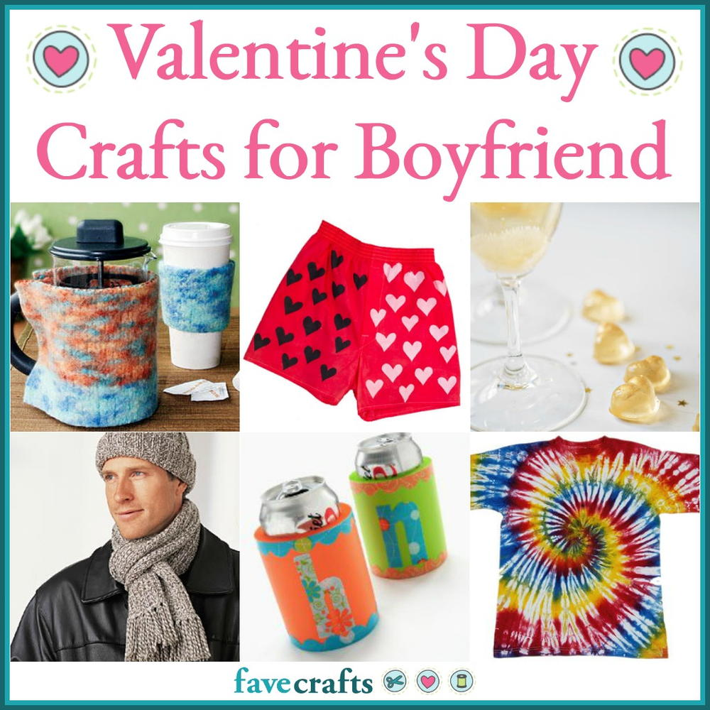 handmade craft ideas for boyfriend crafts free knitting patterns free crochet 6683