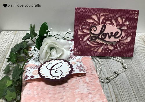 Love Wedding Card