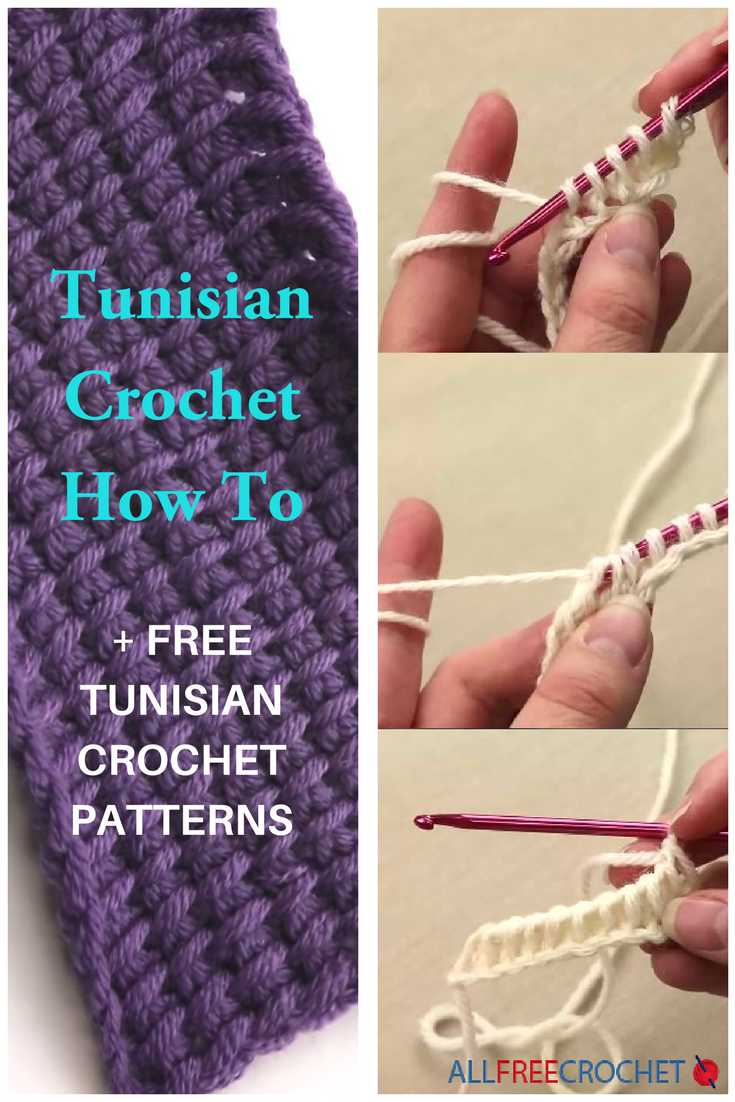Tunisian crochet how to 38 tunisian crochet patterns tunisian crochet how to 38 tunisian crochet patterns allfreecrochet pooptronica