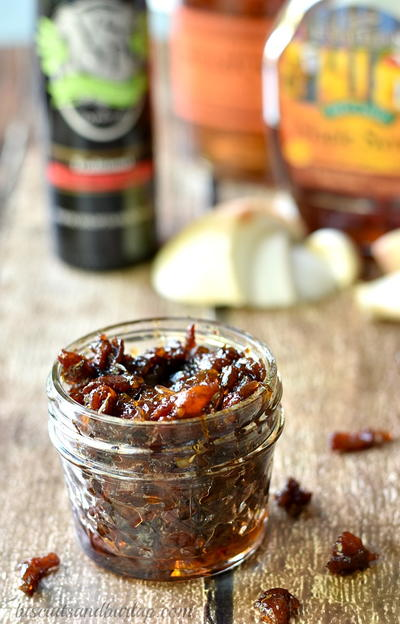 Bacon Bourbon Jam