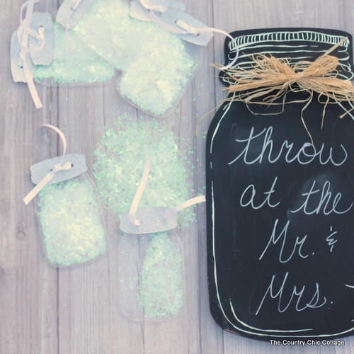 Wedding Toss Pouches