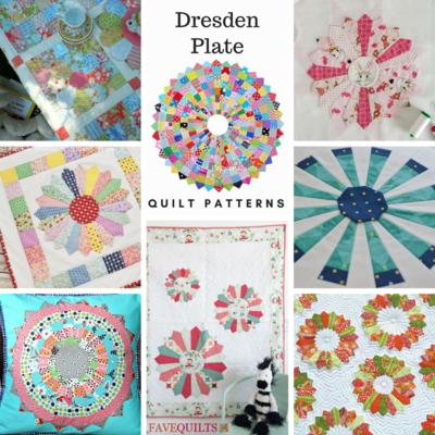 12 Dresden Plate Quilt Patterns | FaveQuilts.com : dresden plate quilt template - Adamdwight.com