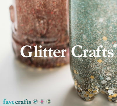 Glitter Crafts 14 Of The Most Stunningly Beautiful Ideas Favecrafts Com