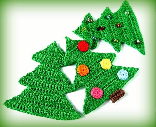 Christmas Tree Crochet Pattern | AllFreeCrochet.com