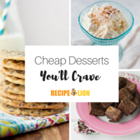 26 Cheap Desserts You'll Crave
