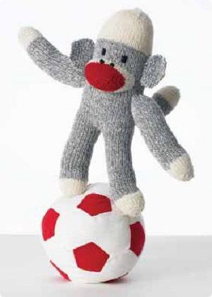 Knit Sock Monkey Favecrafts Com