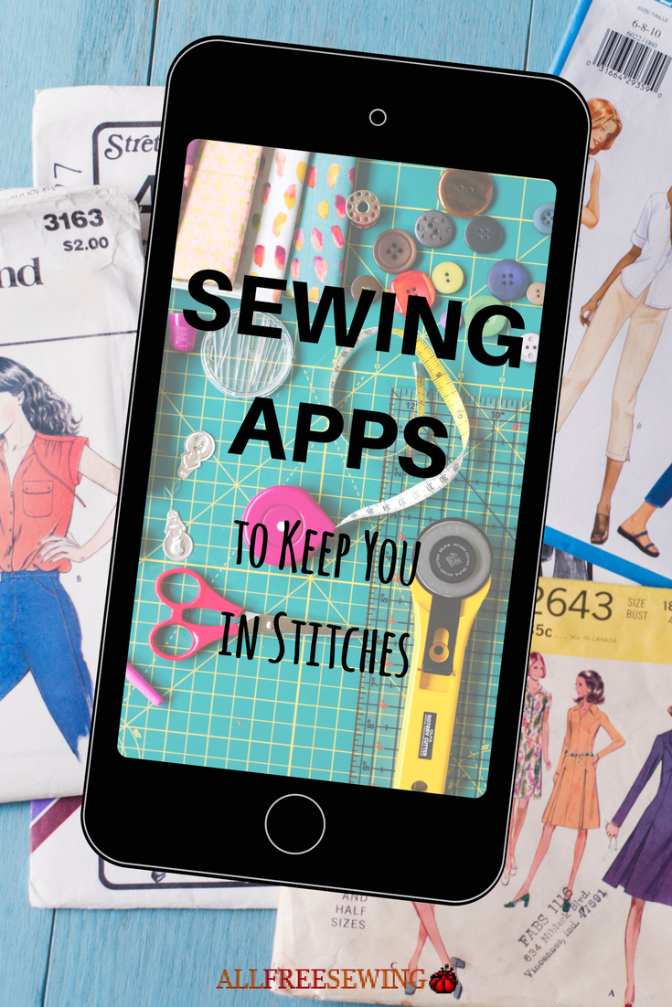 How to sew iPhone 4