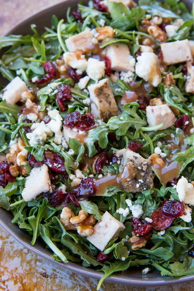 Cranberry Harvest Turkey Salad