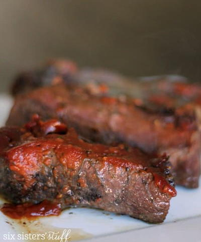 BBQ Ranch Country Ribs