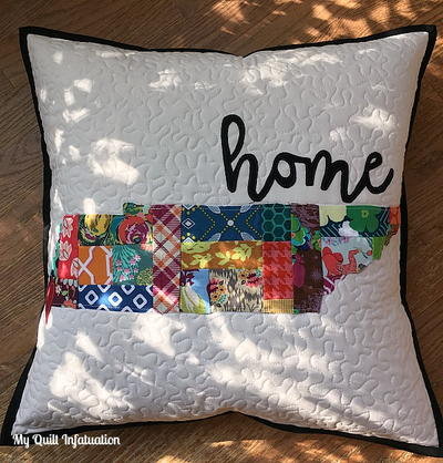 Home State Pillow Tutorial
