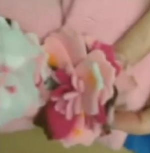 Fleece Flowers Video