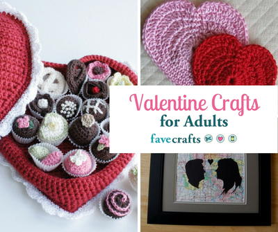 Valentine Crafts For Adults  FavecraftsCom