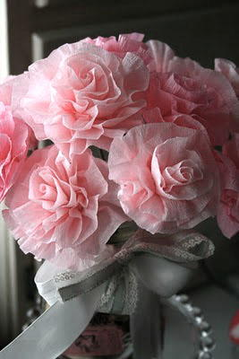 How to make crepe paper flowers favecrafts how to make crepe paper flowers mightylinksfo