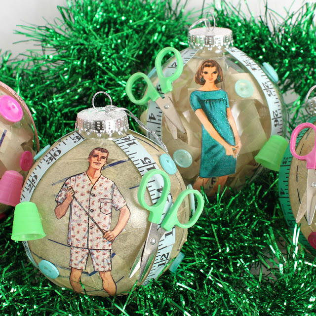 All Free Christmas Crafts- Free Christmas Crafts for DIY Decorations ...