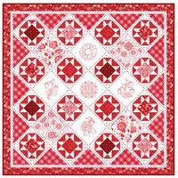 Sugar Crystal Quilt Pattern