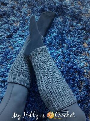 15 Cute Crochet Leg Warmers Allfreecrochet