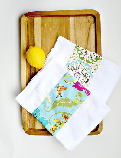 Customized DIY Tea Towels