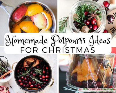 Homemade Potpourri Ideas