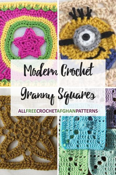 30 modern crochet granny squares allfreecrochetafghanpatterns modern crochet granny squares dt1010fo