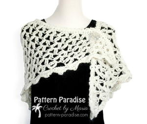 Parisian Hug Wrap Shawl