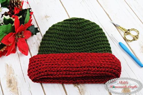 c5bb9315061 NWT Red Pom Pom Slouchy Beanie Hat t