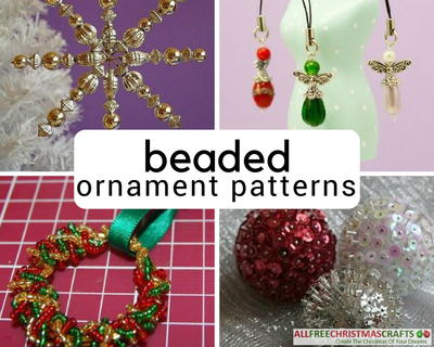 Beaded ornament patterns you can t beat