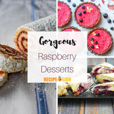 Gorgeous Raspberry Desserts