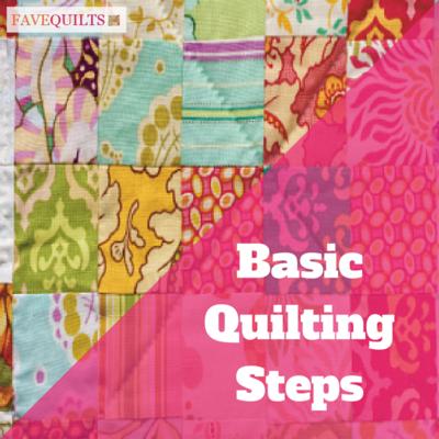 Basic Quilting Steps 10 Beginner Quilt Patterns Favequilts