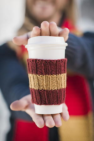 Hogwarts-Inspired Coffee Sweaters