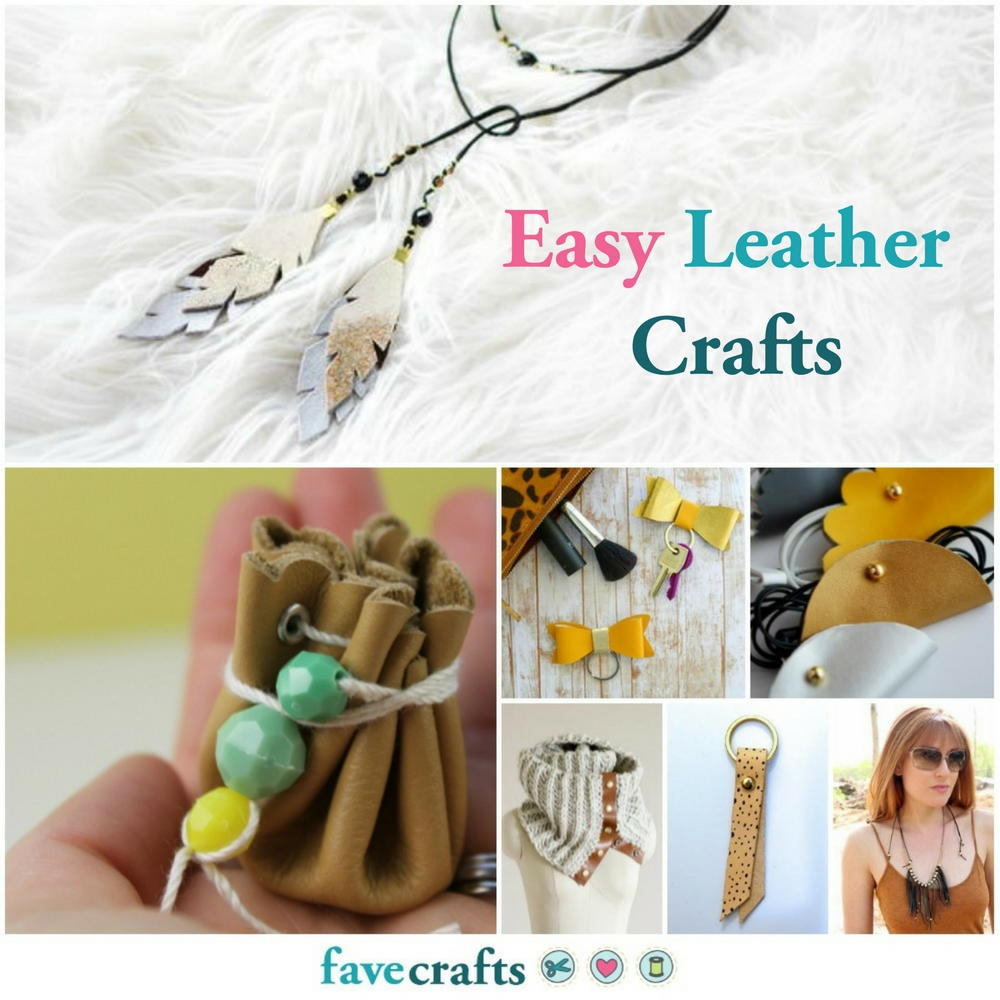 Leather crafts for beginners 42