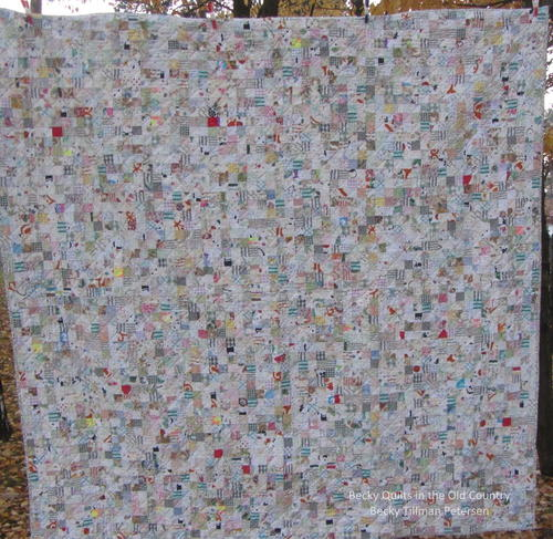 Made Ya Look Quilt Pattern | FaveQuilts.com : fave quilts - Adamdwight.com