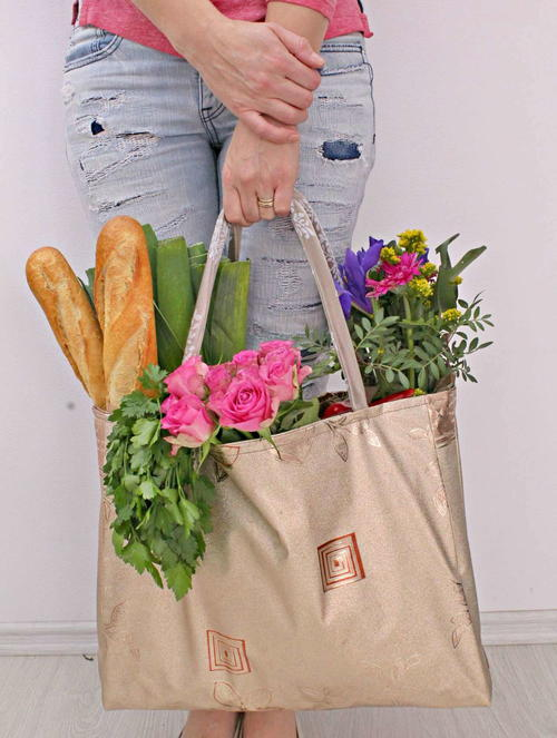 Reversible Grocery Bag