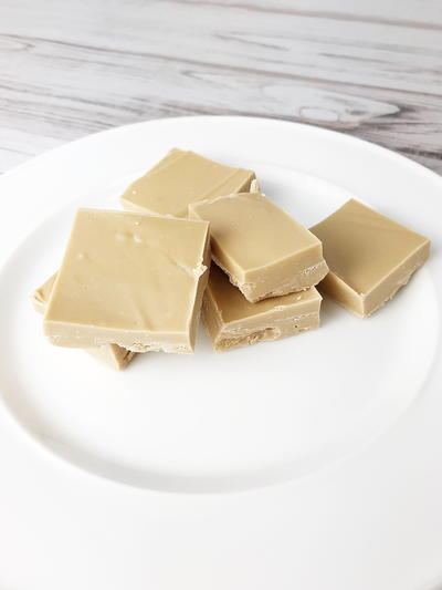 2 Ingredient Cookie Butter Candy