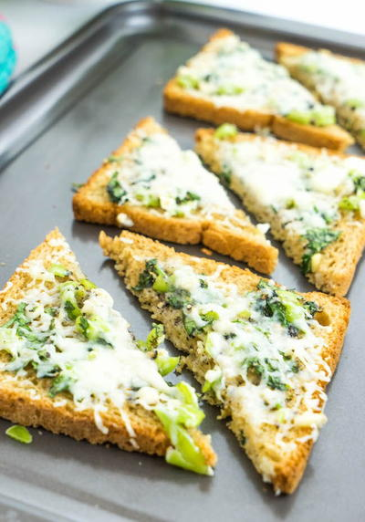 Cheese Chilli Toast