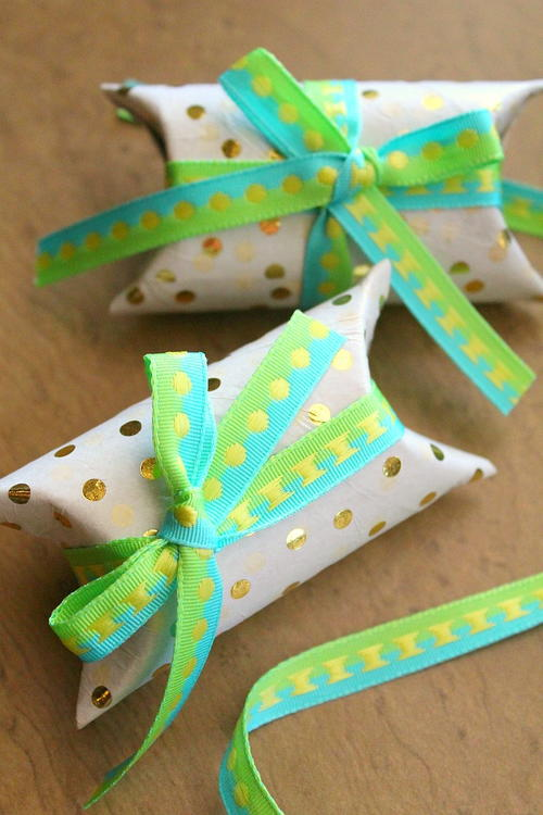 DIY Mini Gift boxes
