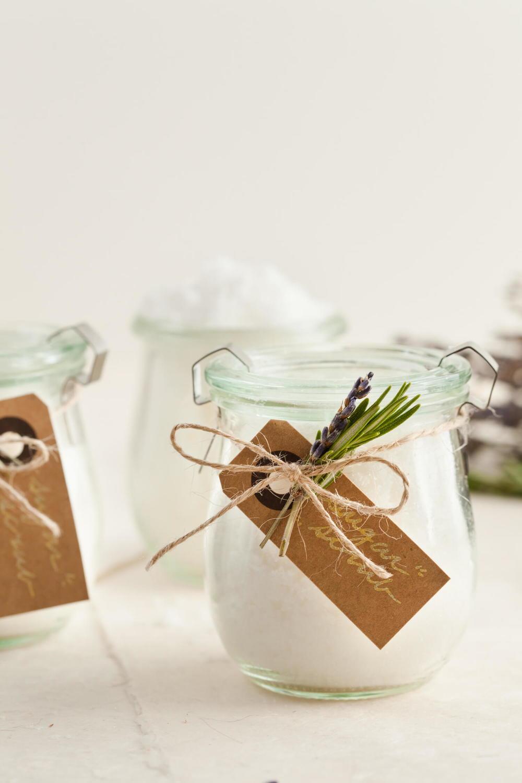 Rosemary and Lavender Sugar Scrub | AllFreeDIYWeddings.com