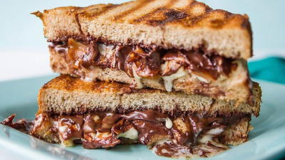 Dark Chocolate Sandwich
