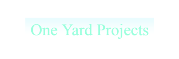 One Yard Projects