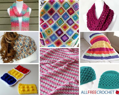 Our Favorite Free Crochet Patterns of 2017