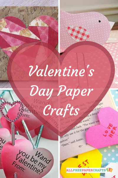 25 valentine s day paper crafts heartfelt homemade valentine cards