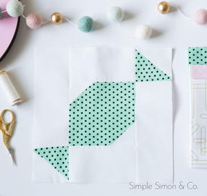 Sweet Treats Quilt Block