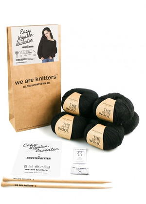 Celebrity Yarn and Needles Kit Giveaway