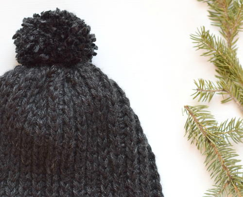 Knit Like Ribbed Crochet Hat Pattern Allfreecrochet