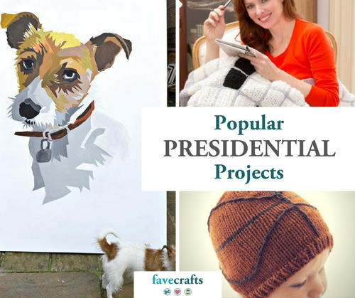 Popular Presidential Craft Projects