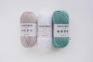 Washed Teal Baby Yarn Bundle Giveaway