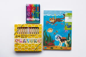 Bright Writers and Crafting Supplies Giveaway