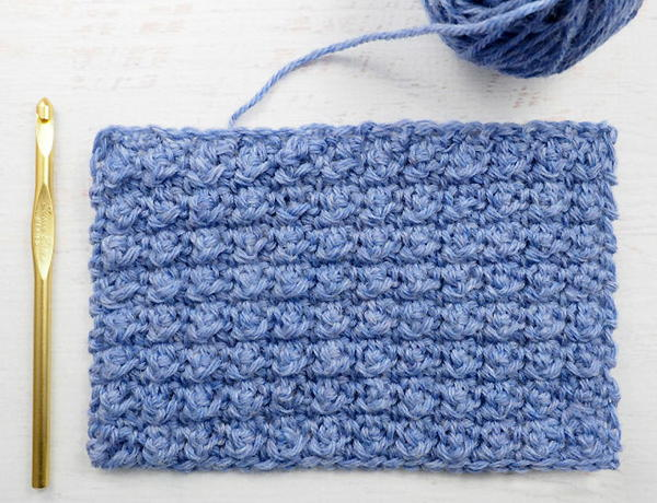 Aligned Cobble Stitch