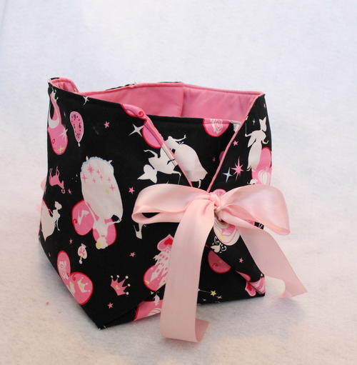 Fold-Out Bow Box