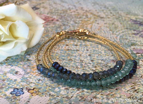 Timeless Beaded Friendship Bracelets