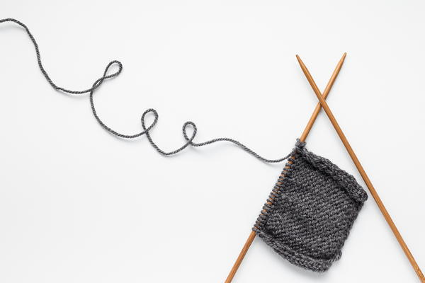 How to Stop Stockinette from Curling